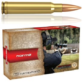 Norma 338 Win Mag Jaktmatch 14,6g - Norma - 7393923185101 - 1