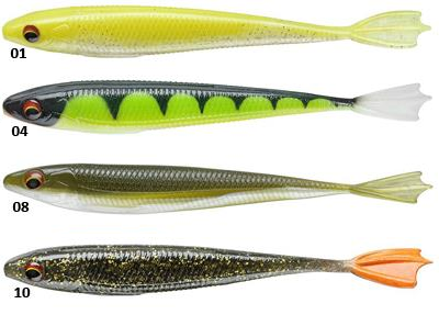 "Daiwa Mermaid Shad 10cm 4"" - Jigit ja Jigitarvikkeet - 4027093707293 - 1"