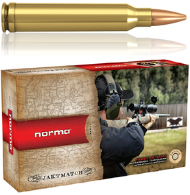 Norma 300 Win Mag Jaktmatch 9,7g - Norma - 7393923175454 - 1