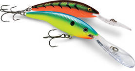 Rapala Deep Tail Dancer 9cm 13g - Vaaput - 022677140094 - 1