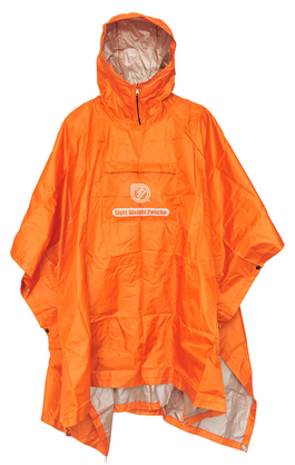 Jr Gear light weight poncho - Takit - 4897028446417 - 1